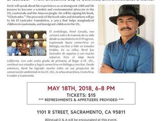 May 18 Presentation in Sacramento