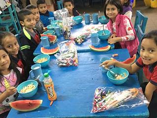 Build lunchroom, feed poor students in Guatemala
