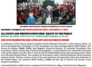 Art Event/Evento de Arte.