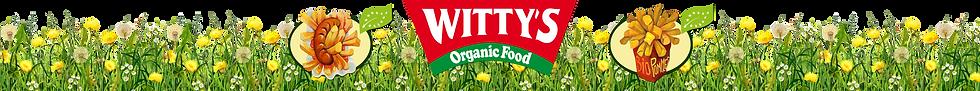 WITTY'S Organic Food Berlin Wiese Currywurst Logo Bio Katja Wiedemann Gemälde Kunst Shopdesign