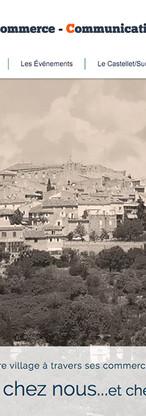 Portail commerçants du Castellet