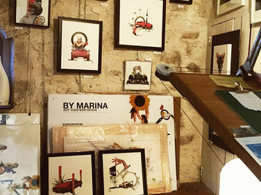 Galerie By Marina Art