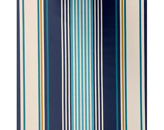 Arbonne bleu (Tissu au mètre)
