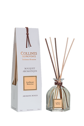 """Bouquet aromatique """"Lys Blanc"""" 100 ml"""