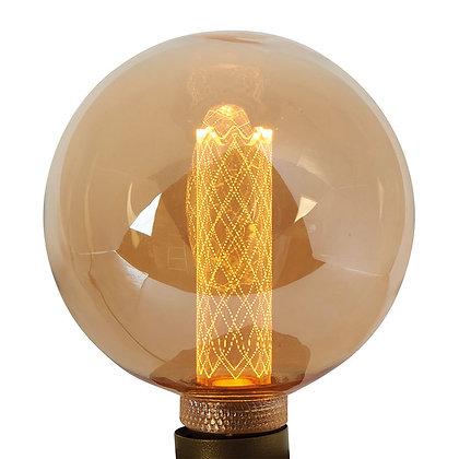 Ampoule rétro vintage Led filament croisé