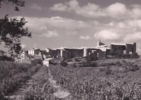 Vue générale du Castellet