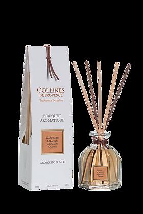 """Bouquet aromatique """"Cannelle orange"""" 100 ml"""