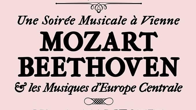 Soirée Musicale à Vienne