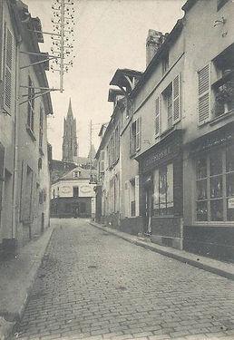 Rue Bellon de Senlis