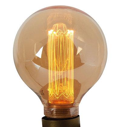 Ampoule rétro vintage Led filament droit