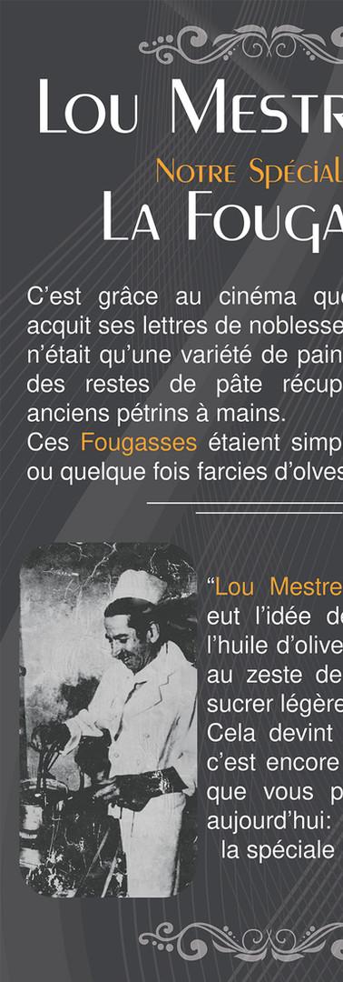 Panneau Lou Mestre Pin
