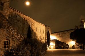 Le Chateau en nocturne