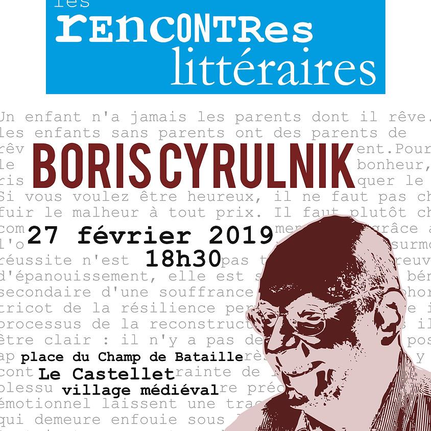Rencontre avec Boris Cyrulnik
