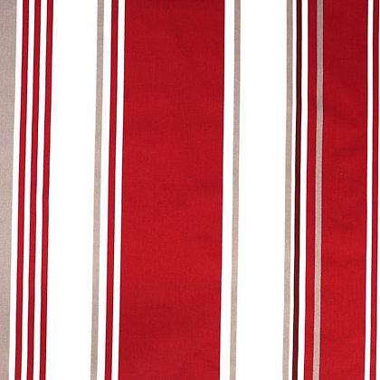 Arbonne rouge (Tissu au mètre)