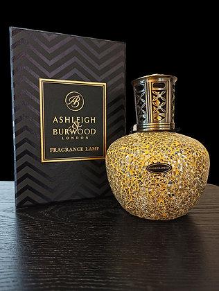Lampe Parfum L Gold-Yellow (Ashleigh & Burwood)