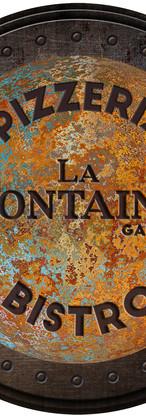 Logo Pizzeria La Fontaine