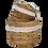Thumbnail: Panier Jonc bicolore