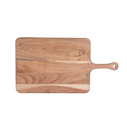 Planche à découper en bois d'acacia 50x28 cm