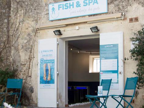 Fish & Spa