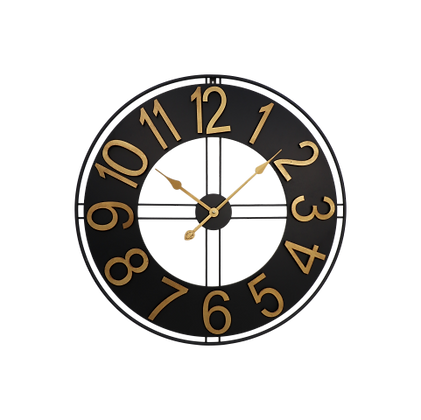 Horloge ronde 70 cm