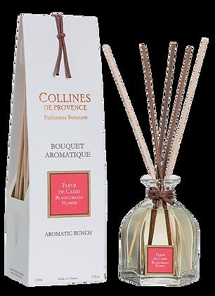 """Bouquet aromatique """"Fleur de Cassis"""" 100 ml"""