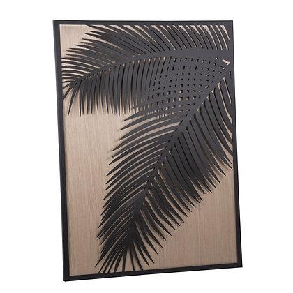 Décoration murale palmier 100 cm
