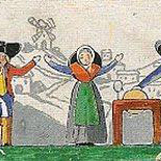 Crèche + Traditions Provençales