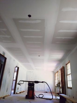New Drywall Install