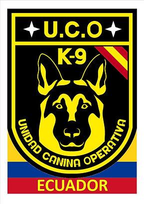UCO K9 ECUADOR