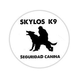 LOGO CURSO SEGURIDAD CANINA SKYLOS