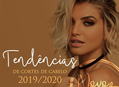 Tendências de cortes de cabelo 2019/2020 Inspire-se!