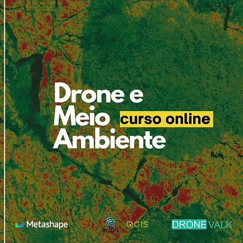Drone e Meio Ambiente