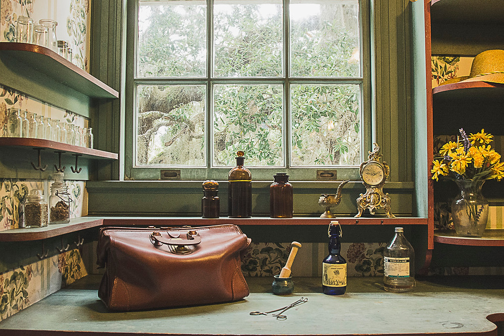 Dr. Johnston's Apothecary - Cumberland Island