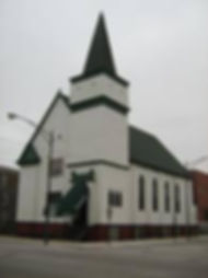 Pilgrim Baptist Church of South Chicago