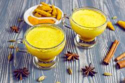 traditional-indian-drink-turmeric-golden