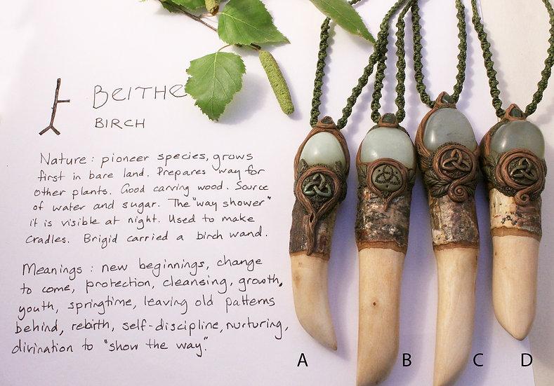 Birch/Beithe Touchwood