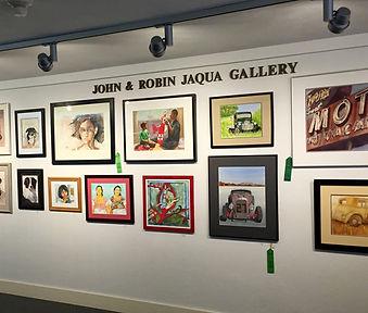 John & Robin Jaqua Gallery