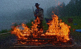 Peter behind Fire 2010 Sponge.jpg
