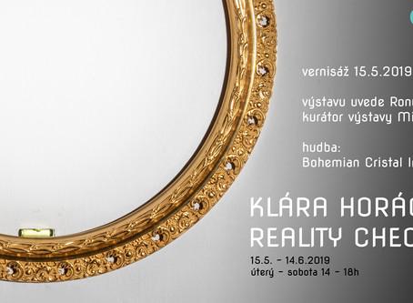REALITY CHECK / KLÁRA HORÁČKOVÁ