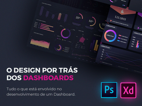 O Design por trás dos Dashboards