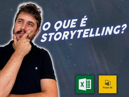 Storytelling com dados: O que é?