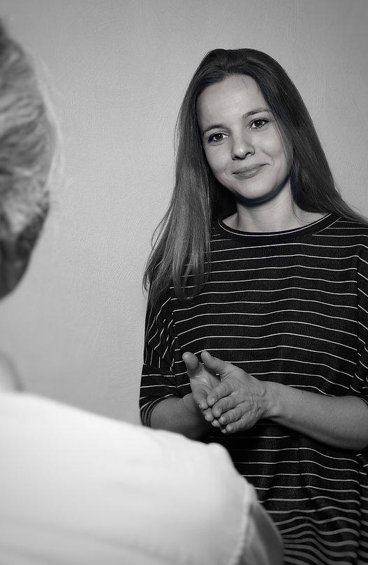 Анастасия Карташова психолог индивидуальные консультации