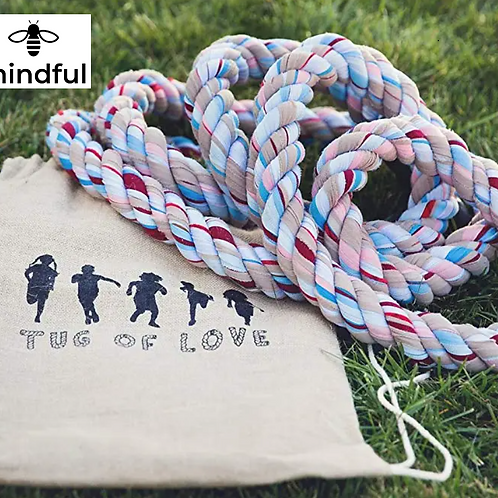 Be Mindful Tug of Love Rope