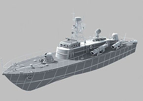 3D Offshore Design