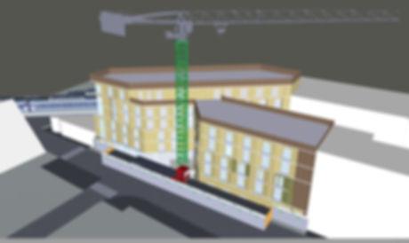 4D BIM Construction