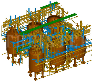 Petrochemicals Plant Modeling