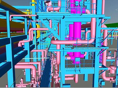 3D Plant Design Services