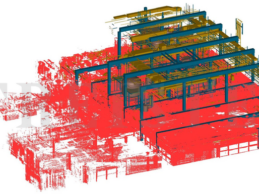 How Laser Scanning helps in Construction?