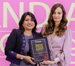 Jayita Sengupta - India Icon Awards 2019