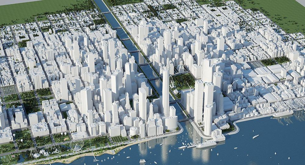 3D City Modelling